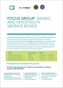 Focus Group Flyer
